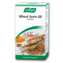 A Vogel Wheat Germ oil 120 capsules
