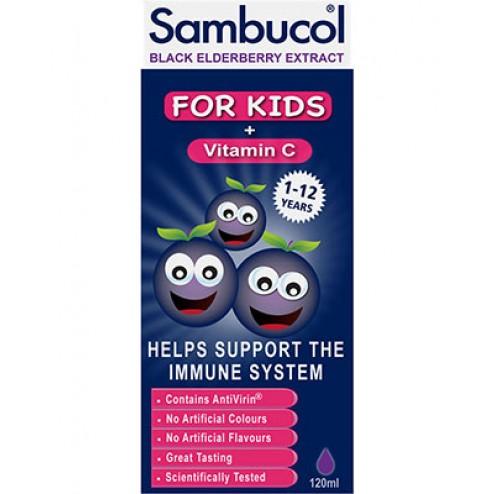 Sambucol Kids Formula(120ml)
