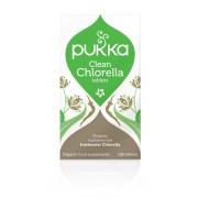 Pukka  Clean Chlorella 400 Tabs