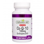 CO-Q-10 100mg (Co Enzyme Q10) (30 Caps)