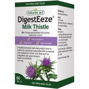 DigestEeze® 150mg  (Equivalent 2750mg - 6600mg Milk Thistle) (60 Tabs)