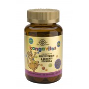 Solgar Kangavites - Bouncing Berry flavour: 60 Chewable Tablets
