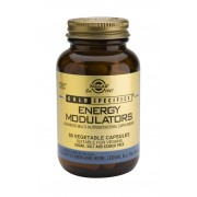 Solgar GOLD SPECIFICS Energy Modulators - 50 Tablets