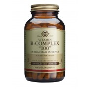 "Solgar Formula Vitamin B-Complex ""100"" : 100 Vegetable Capsules"