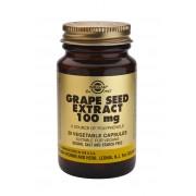 Solgar Grape Seed Extract 100mg: 30 Vegicaps