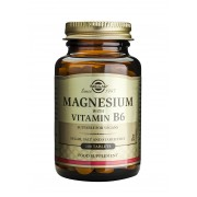Solgar Magnesium plus B6 - 100 Tablets