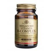 Solgar Megasorb Vitamin B Complex: 50 Tablets