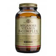 Solgar Megasorb Vitamin B Complex: 250 Tablets