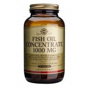 Solgar Fish Oil Concentrate 1000mg: 120 Softgels