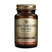 Solgar L-Methionine 500mg - 30 Vegetable Capsules