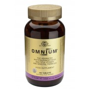 Solgar Omnium (Multiphytonutrient Complex): 180 Tablets