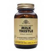 Solgar Milk Thistle: 50 Vegicaps
