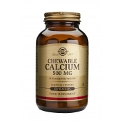Solgar Chewable Calcium 500mg  - 60 Wafers
