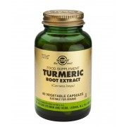 Solgar Turmeric Root Extract - 60 Vegicaps