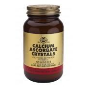 Solgar Calcium Ascorbate Crystals: 125g