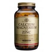 Solgar Calcium Magnesium Zinc: 250 Tablets