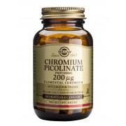 Solgar Chromium Picolinate 200ug: 90 Capsules