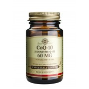 Solgar Coenzyme Q10 60mg: 30 Vegicaps