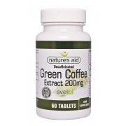 Green Coffee Extract 200mg (Svetol®) (60 Tabs)