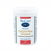 MicroCell® CoQ10 Plus Linseed 60 Capsules