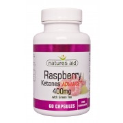 Raspberry Ketones Advance + with Green Tea (60 VCaps)