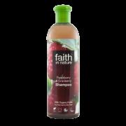 Faith in Nature Raspberry & Cranberry Shampoo 400ml