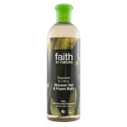 Faith In Nature Seaweed & Citrus Shower Gel & Foam Bath 400ml